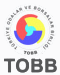 TOBB - Union of Chambers and Commodity Exchanges of Turkey