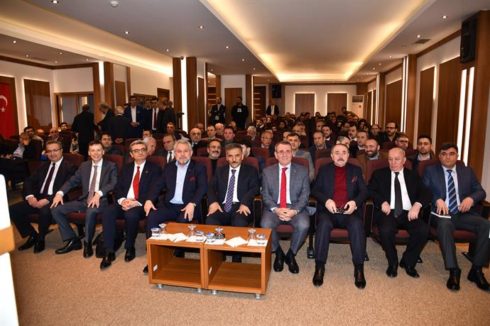 Supports of the Ministry of Economy Shared with Samsun Companies